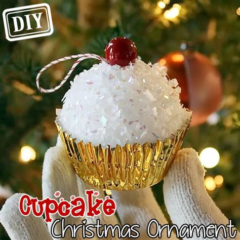 styrofoam cupcake ornament way to be happy your in a happy way
