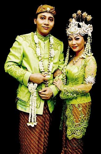 Baju Pernikahan Adat Jawa Barat pakaian adat pengantin nusantara infoweding