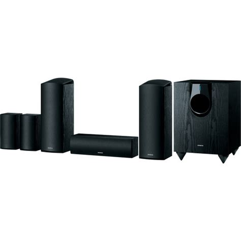 onkyo sks ht594 5 1 2 channel home theater speaker sks