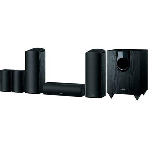 onkyo sks ht594 5 1 2 channel home theater speaker sks