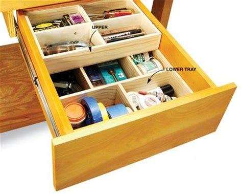 deep drawer organizer bathroom deep drawer organizer trays organization and storage pinterest shops drawers