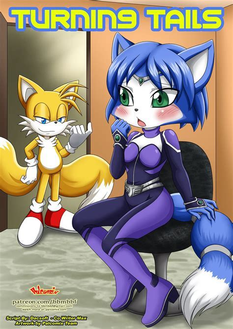 Palcomix Turning Tails Sonic The Hedgheog Star Fox