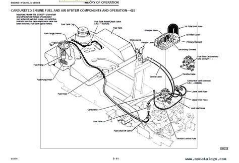 deere 455 wiring schematic 31 wiring diagram images
