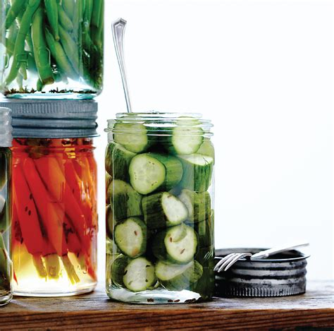 how to pickle and preserve fruits and vegetables chatelaine