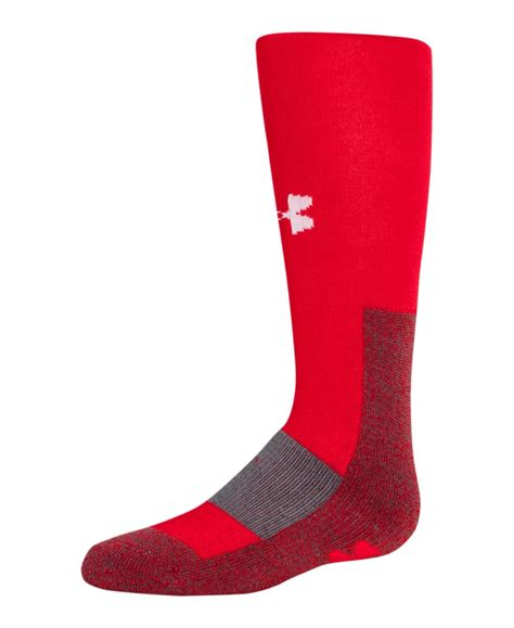 under armoir socks kids under armour performance over the calf socks ebay