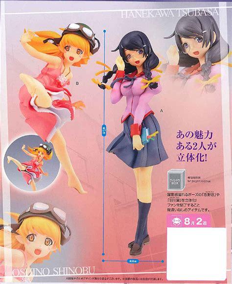 Figure Pvc Premium Figure Hachikuji Mayoi kauf pvc figuren bakemonogatari ex pvc figure vol 02