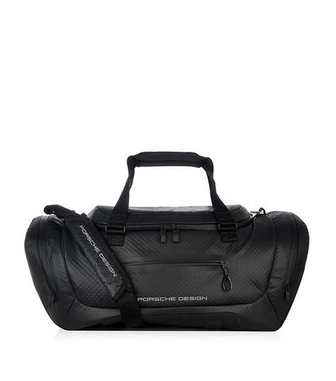 porsche purse lyst porsche design large gym bag in black for men