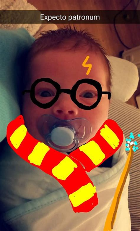 how to doodle in snapchat snapdad doodles on his baby s snapchat pics and it s