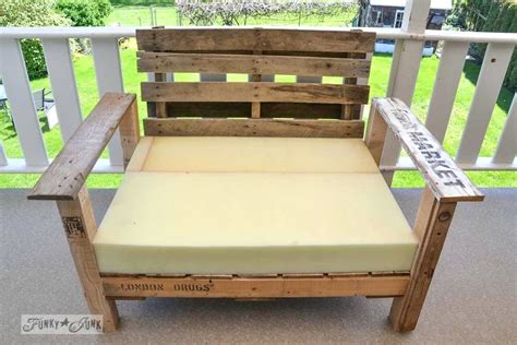diy wood patio furniture build templates chair