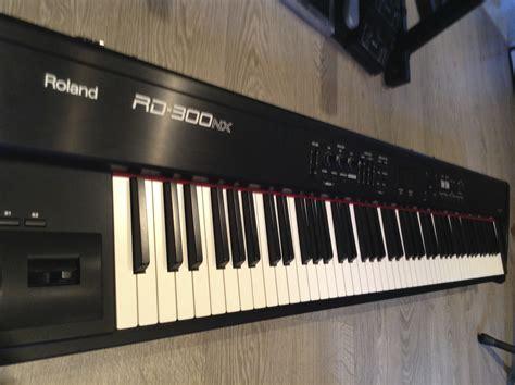 Keyboard Roland Rd 300nx roland rd 300nx image 665661 audiofanzine