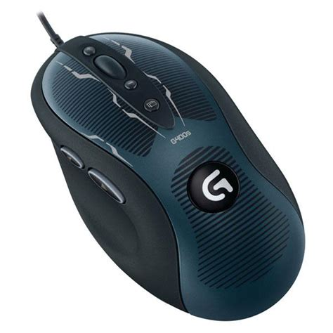 Mouse G400s Logitech G400s Optical Gaming Mouse Slide 3 Slideshow From Pcmag