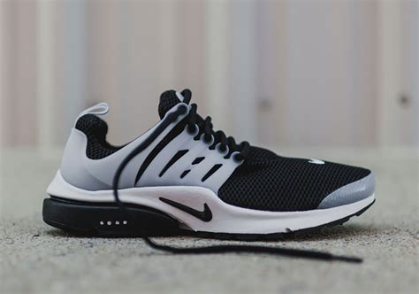 nike air presto black white sneaker bar detroit