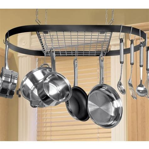 Small Kitchen Hanging Pot Rack 250 Best Images About My House Kitchen And Or