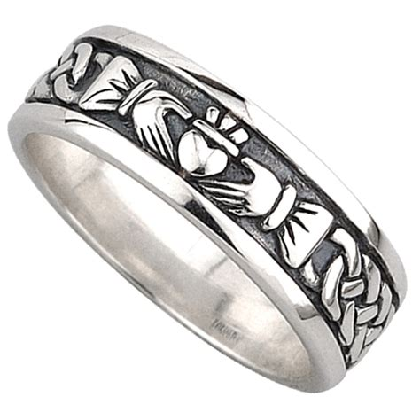 claddagh ring s sterling silver celtic claddagh