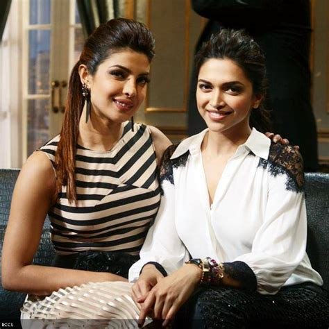 priyanka chopra and deepika padukone in koffee with karan full episode koffee with karan who wore what spotlight