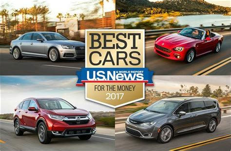 best new car price 2017 best cars for the money u s news world report