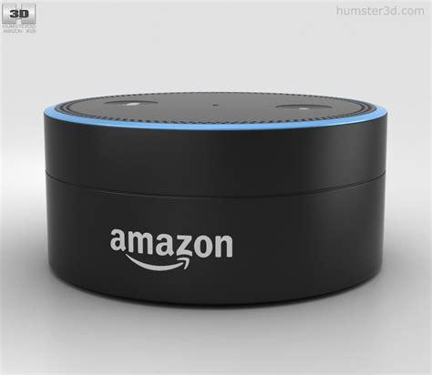 3d amazon amazon echo dot 3d model hum3d