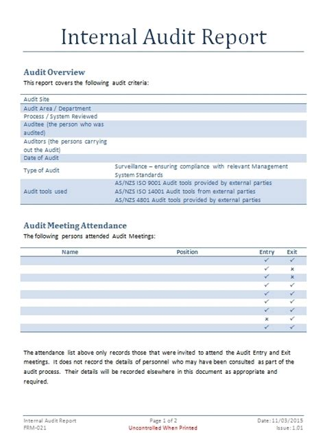 annual audit plan template annual audit plan sle templates resume