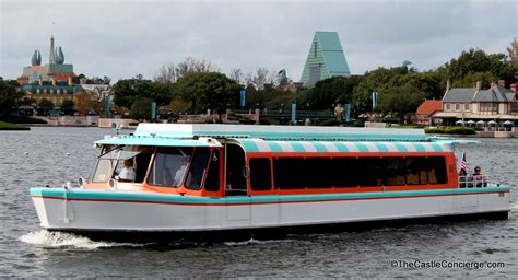 ten epcot attractions for younger kids at walt disney world - Epcot Friendship Boats