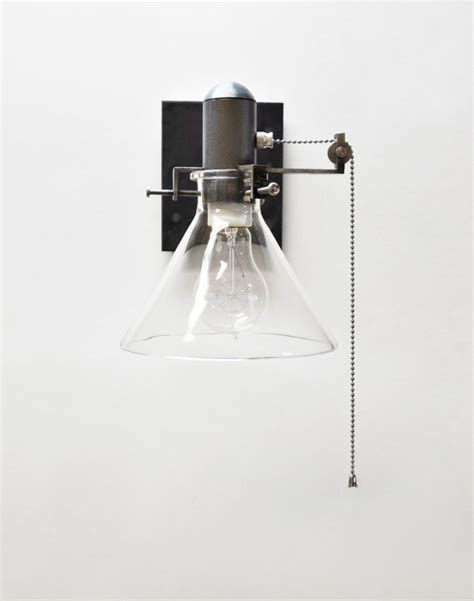 Pull Chain Wall Sconce Pin By Truejune By Knuth On Lighting Pinterest