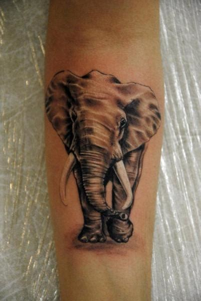 elephant tattoo under arm arm realistic elephant tattoo by mai tattoo