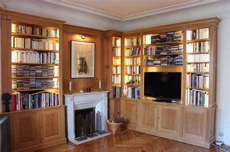 Construire Sa Biblioth Que Sur Mesure 2888 by Am 233 Nagement Biblioth 232 Que Mode D Emploi Mission Maison