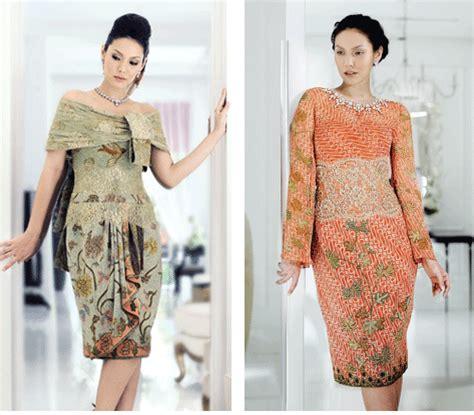 inspirasi desain baju batik inspirasi 35 model baju batik brand terkenal 2016 gebeet com