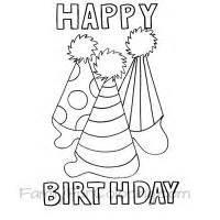happy birthday cousin coloring page happy birthday sis coloring page birthday pinterest