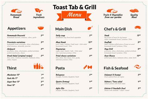 menu design explanation menu engineering boost your menu items profit and popularity