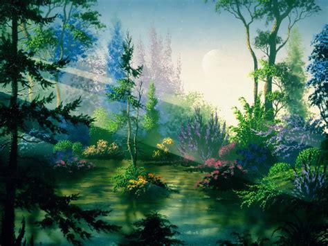 imagenes de fantasias mitologicas bosque de fantasia wallpapers gratis imagenes