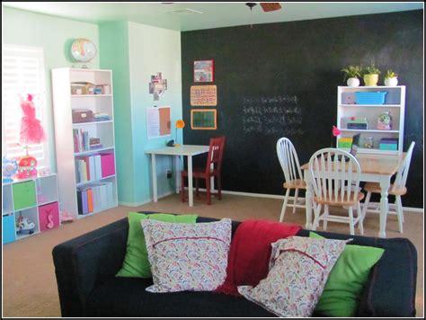 Homeschool room decorating 101