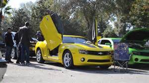 camaro with butterfly doors