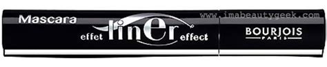 Bourjois Liner Effect Mascara Expert Review by Bourjois Liner Effect Mascara Beautygeeks