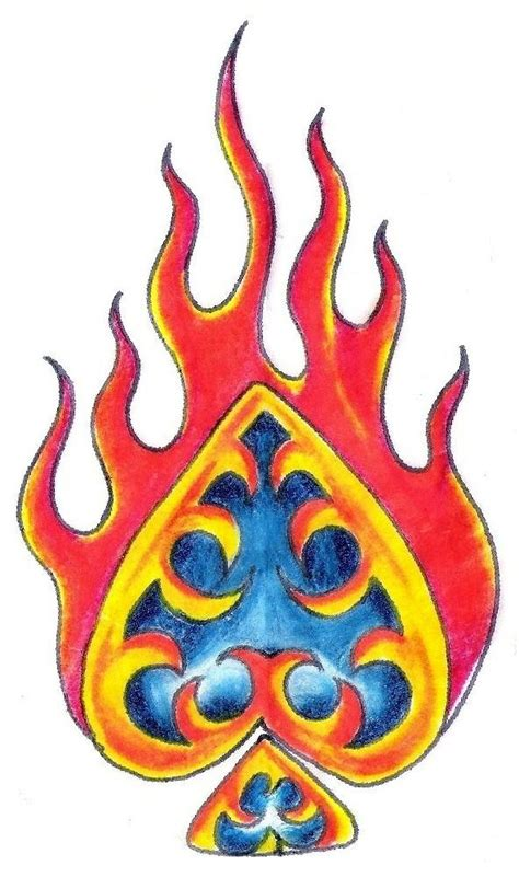cartoon fire flames cliparts co