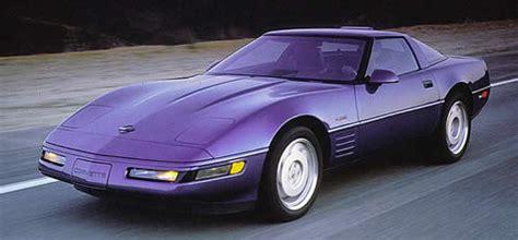 tech center   research center   1984 1996 corvette