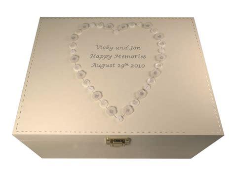 Wedding Dress Keepsake Box by Wedding Keepsake Box