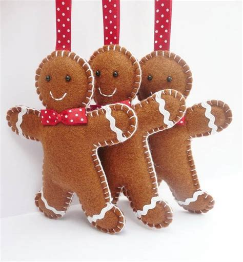50 gingerbread decoration ideas christmas craft ideas