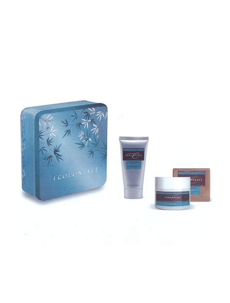 Salvatore Ferragamo 98568 3in1 i coloniali essential uomo gift set colonialiessentialuomogift