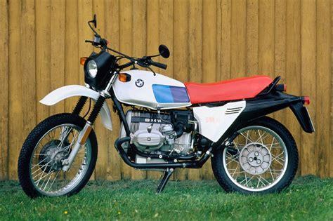 Alte Serie Motorrad by Bmw R 80 G S El Origen De Las Motos Trail Club