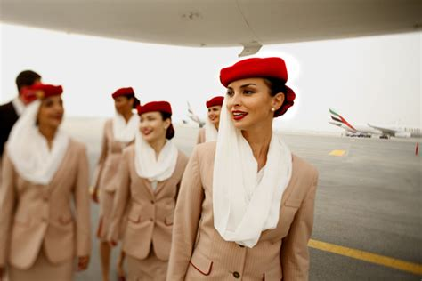 How To Become Emirates Cabin Crew by Emirates Airlines Cabin Crew Uniforms Cabin Crew Photos