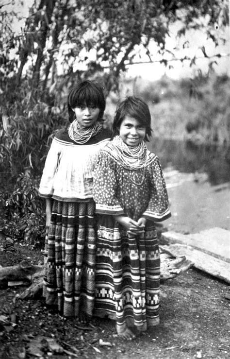 Seminole Court Records Florida Memory Seminole Indian