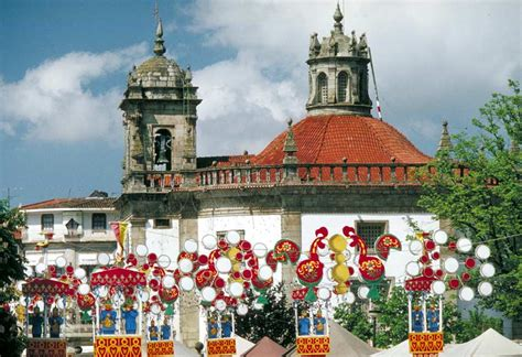 Country Style Houses Barcelos Guide Travel In Portugal
