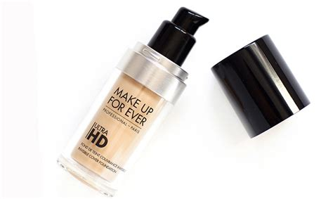 Make Oer Ultra Cover Liquid Foundation 02 Pink Shade 33ml T2909 2 makeup forever ultra hd foundation stick review and comparison