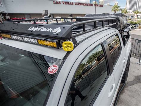 Toyota Tacoma Bed Light Bar 17 Meilleures Id 233 Es 224 Propos De Toyota Tacoma Roof Rack