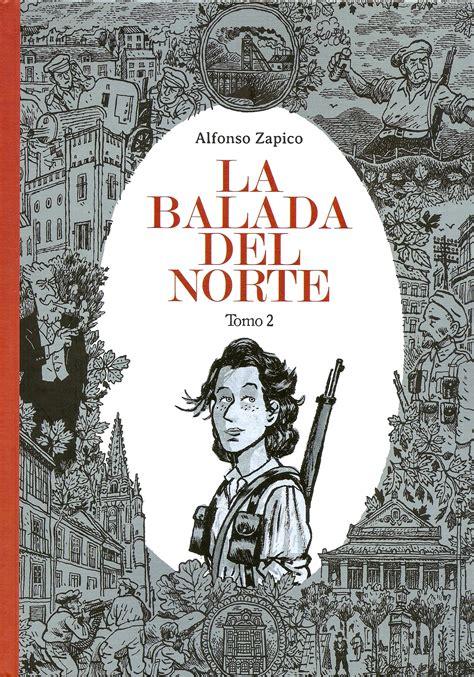 libro la balada del norte archivo historico minero alfonso zapico