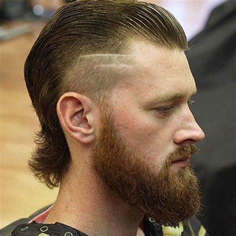 modern mullet hairstyles mullet haircut