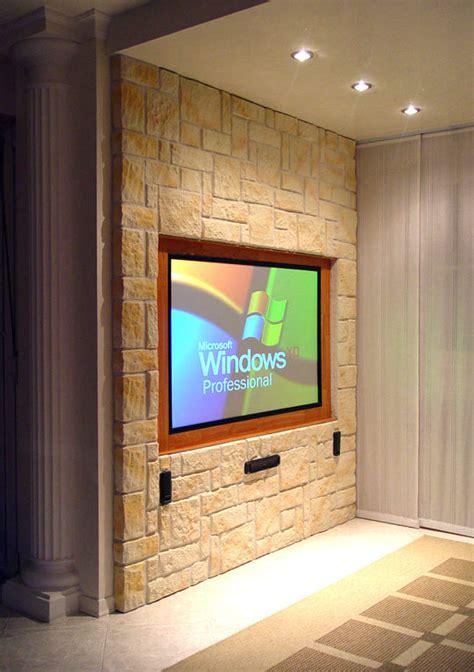 Soggiorno Con Muro In Pietra by Soggiorno Multimediale Pagina 4 Il Muro In Finta