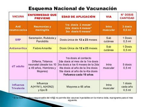norma tecnica 2016 inmunizaciones norma tecnica de esquema de vacunacion 2016 norma tecnica