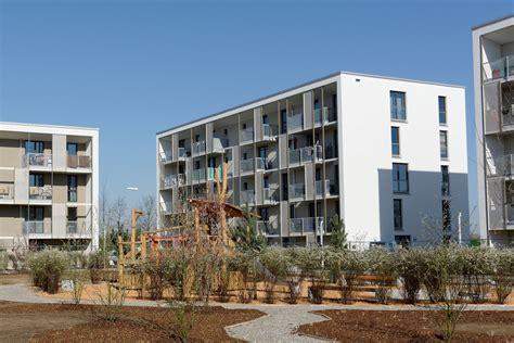 wohnungen riem mehr wohnen in riem muenchenarchitektur
