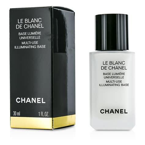 Le Blanc De Chanel Primer chanel le blanc de chanel multi use illuminating base